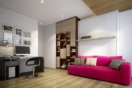 Aménager son espace intérieur : salon aménagé