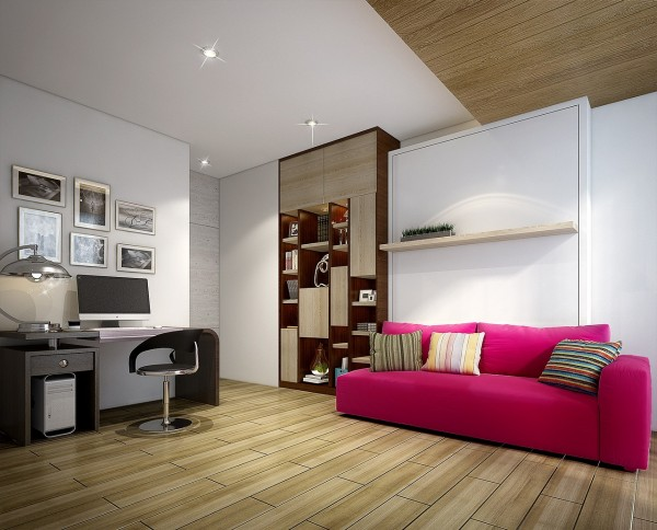 Optimiser son espace intérieur : salon aménagé