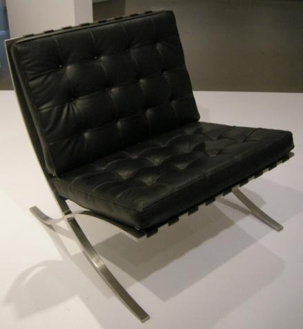 Déco d'intérieur : la chaise Barcelone