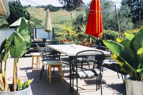 Aménager sa terrasse : une terrasse estivale bien décorée