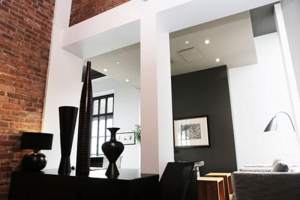 Décoration & aménagement d'intérieur : salon aménagé