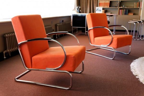 Déco d'intérieur : le fauteuil Gispen
