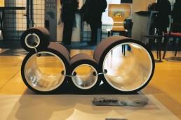 Déco d'intérieur : la tube chair