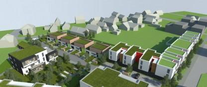 Exemple d'un projet de construction par un promoteur immobilier